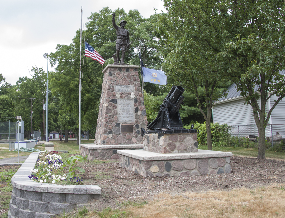 Spirit of the American Doughboy of Swanton Memorial Park 1.jpg