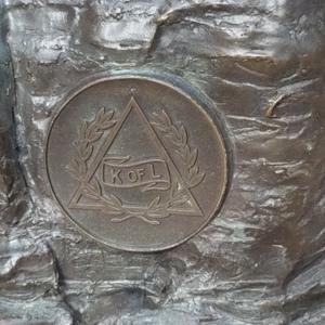 Hocking Valley Miner Plaque 2