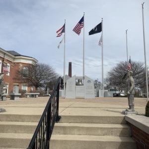 Morrow County Veterans Memorial Plaza View 1