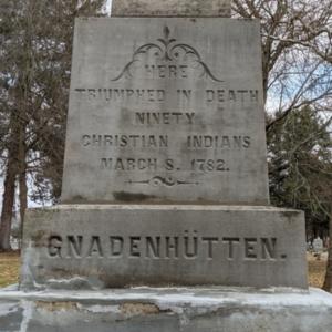 The Gnadenhutten Massacre