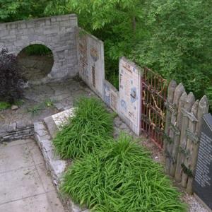 Hudson, J.B. PEACE WALL & MOON GATE above.JPG