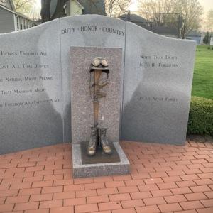 Ohio Fallen Heroes Memorial Bronze Sculpture