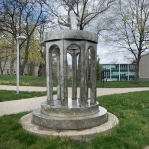 Astrolabe Rotunda South Side