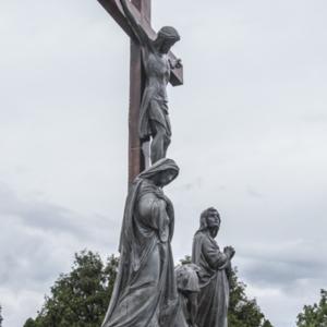 Unborn Children Monument of Fostoria Fountain Cemetery 6.jpg