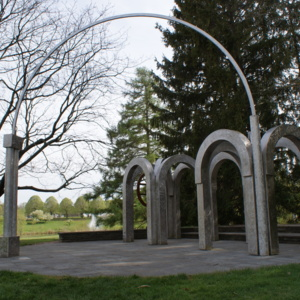Small Park with Arches whole.JPG