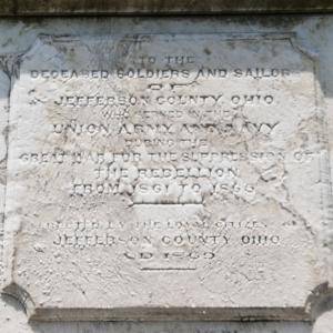 Civil War Monument of Union Cemetery 3.jpg
