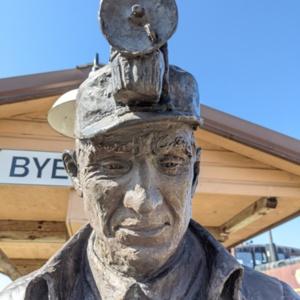 The Ohio Coal Miner- Face