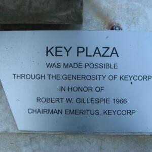 Key Plaza Plaque 2