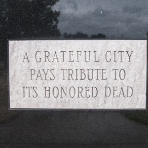 Veterans' Memorial of Fostoria Fountain Cemetery 6.jpg