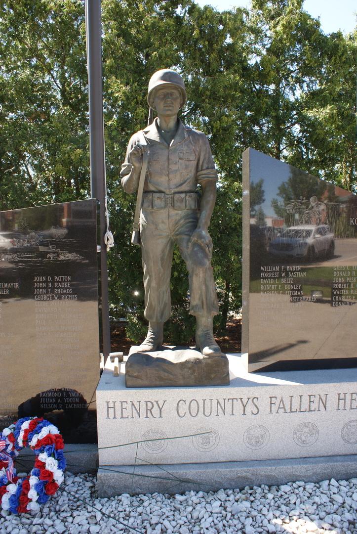 Henry Memorial Soldier.JPG