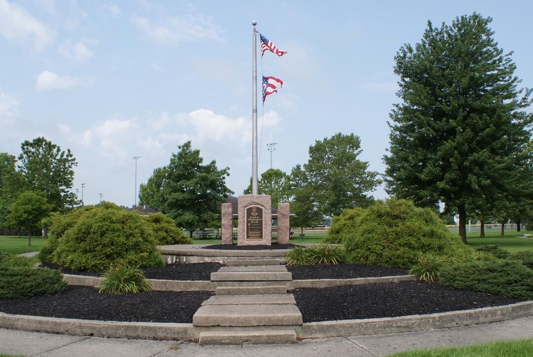 Aeschliman Memorial.JPG
