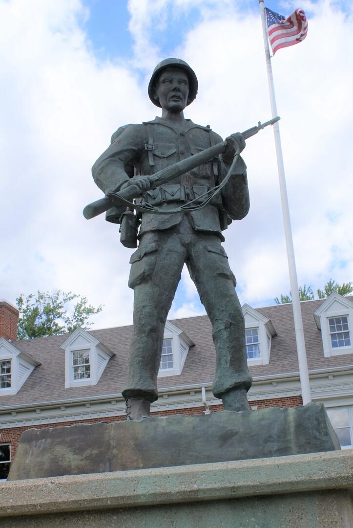 Sylvania Soldier Statue.JPG