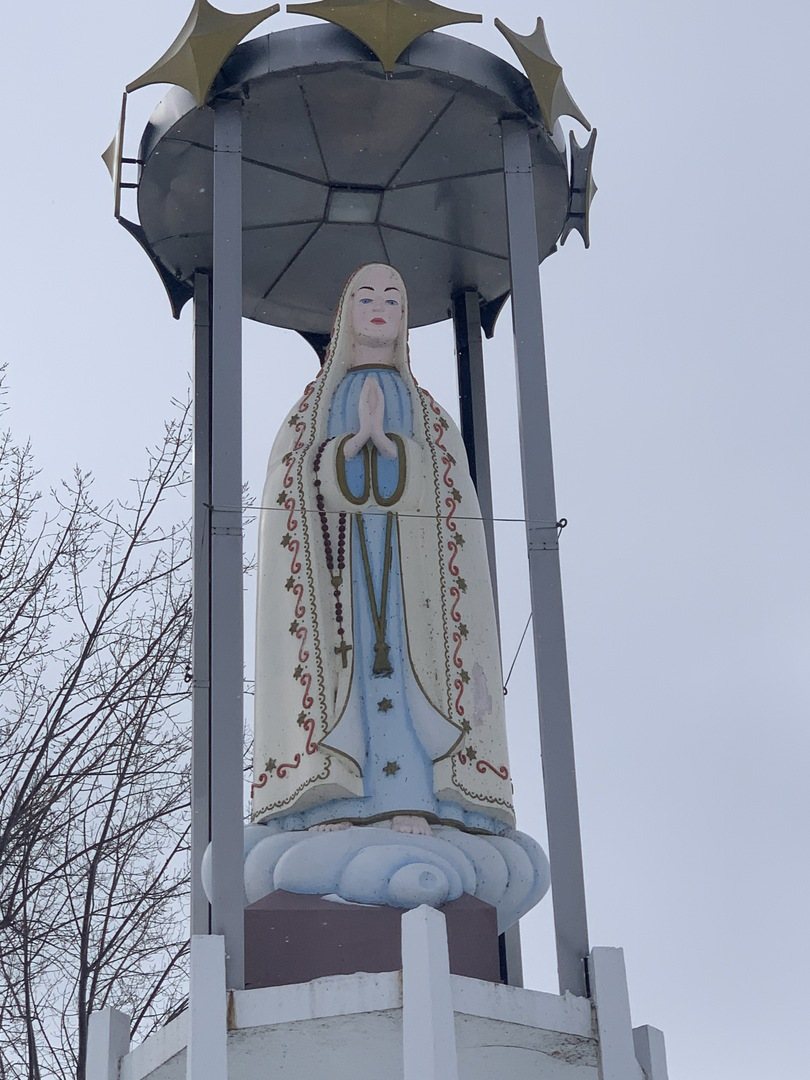 Our Lady of Fatima Front View