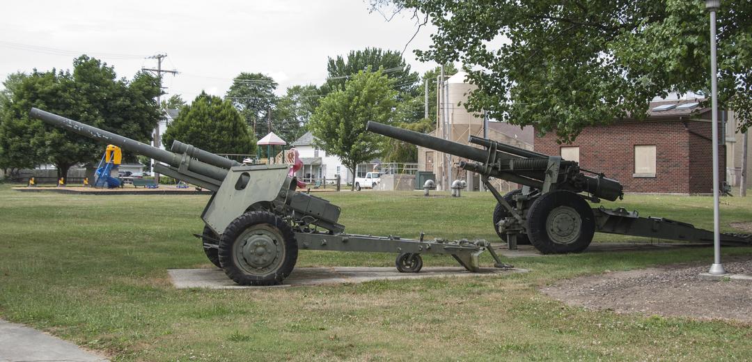 2 Guns of Woodville Veterans' Park 1.jpg
