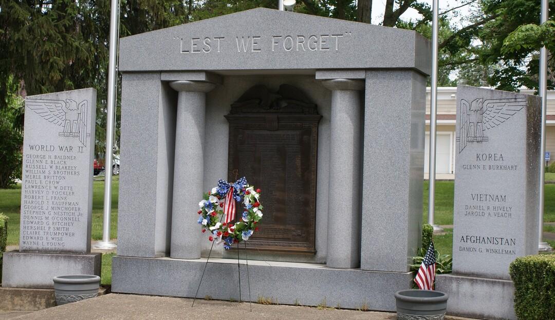 Loudonville War Memorial.JPG