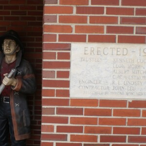 Fireman and Dogs plaque.JPG