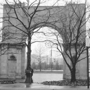 Union Station Arch, Arch Park View