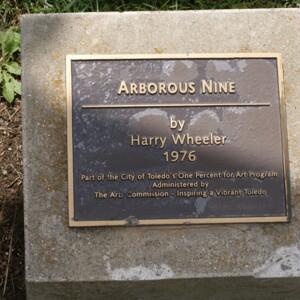 Arborous Nine Plaque.JPG