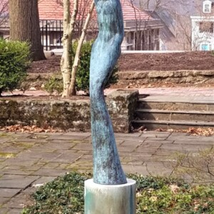 Side/Front View of American Woman II