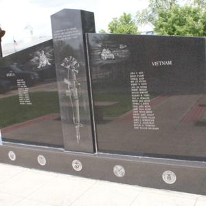 Fulton County War Memorial rear.JPG