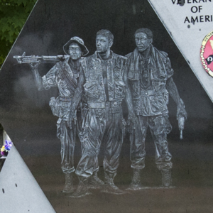 Vietnam Veteran Memorial of Fostoria Fountain Cemetery 4.jpg