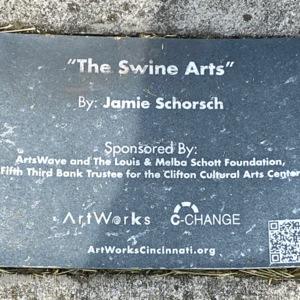 Swine Arts plaque.jpeg