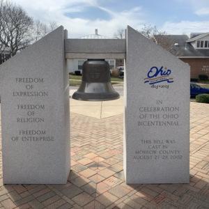 Morrow County Bicentennial Bell