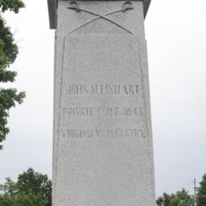 Civil War Memorial of Fostoria Fountain Cemetery 6.jpg
