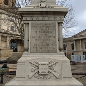 Kaldenbaugh Civil War Memorial