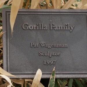 Gorilla Family Plaque.JPG