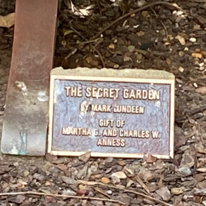 Secret garden plaque.jpeg