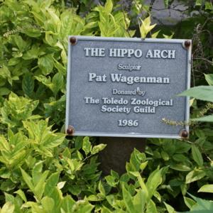 Hippo Arch Plaque.JPG
