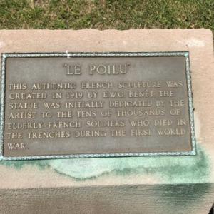 Le Poilu Sign.png