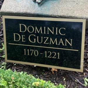 Dominic De Guzman Plaque