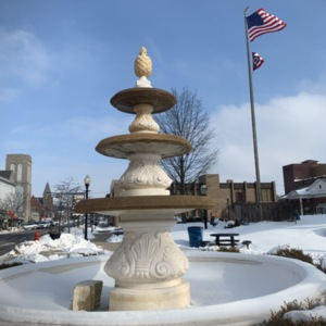 Bellefontaine Fountain View 3