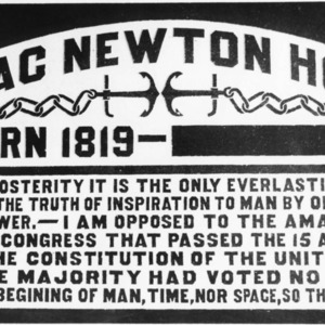 hooks tomb plaque without death date.png