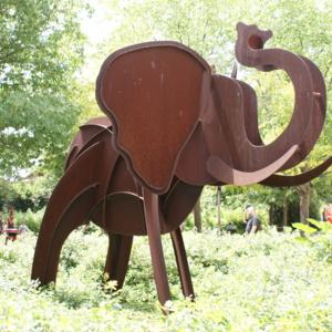 Steel Elephant Left.JPG