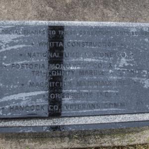 Veterans' Memorial of Fostoria Fountain Cemetery 4.jpg