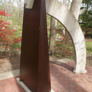 Arch with Wedge Left Side View.JPG