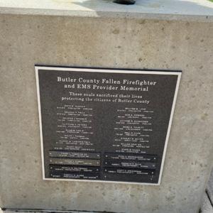 Butler County Fallen Memorial plaque.jpeg