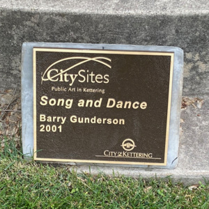 Song and Dance plaque.jpeg