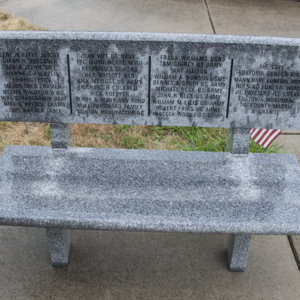 Vietnam Veteran Memorial of Fostoria Fountain Cemetery 9.jpg