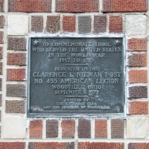 Spirit of the American Doughboy of Woodville Veterans' Park 3.jpg