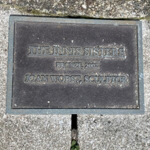 Innis Sisters Plaque