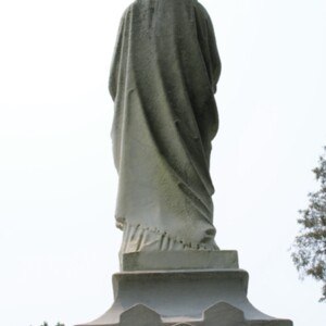 Mourning Woman rear view.JPG